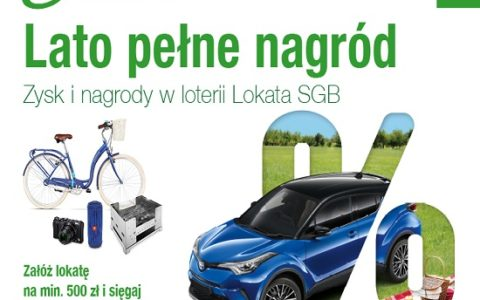 "Wyniki losowania ""Lokata SGB (Lato 2018)"""